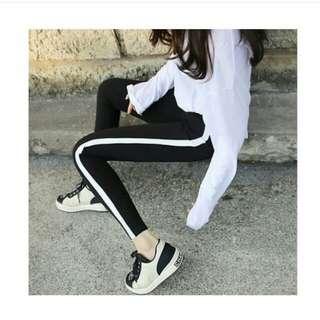 Joana stripe pants