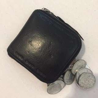 Wallet visvim bi-fold coins