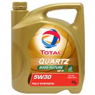 Total Quartz 9000 Future GF-5 5W-30