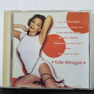 CD》Kylie Minogue