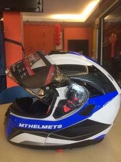Branded Atom MT Helmet SV Tarmac