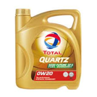 TOTAL QUATRZ 9000 FUTURE GF-5 0W-20