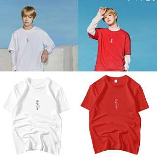 BTS short sleeve shirt