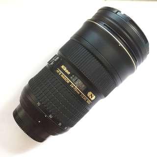 Nikon 24-70mm F/2.8 G