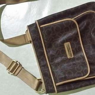 Brown Sling Bag (small)