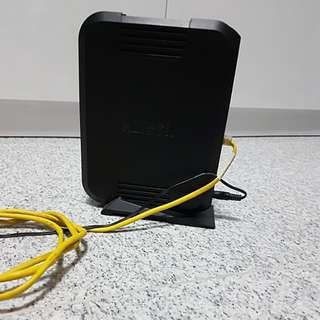 Aztech router from Singtel