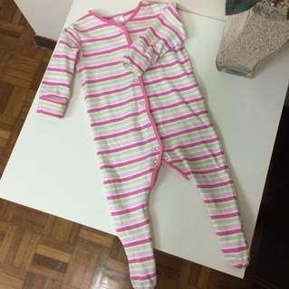 Target baby Sleepsuit #bajet20