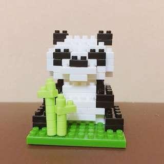 🐼(💯全新) 熊貓Panda LEGO
