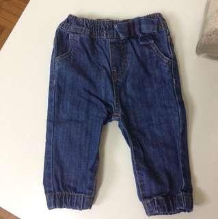 Mothercare jogger jeans pants #bajet20
