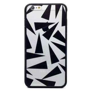 三角形幾何IPhone Case