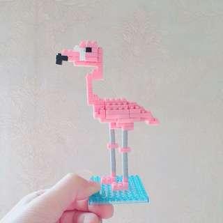 🐧(💯全新) 紅鶴/火烈鳥Flamingo LEGO