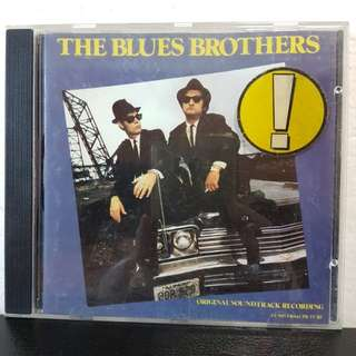 CD》The Blues Brothers - Original Soundtrack Recording