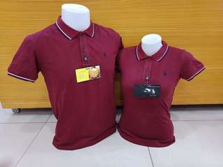 Couple shirts Boy-small to 2x1 - php350 Girl-small to 2x1- php330