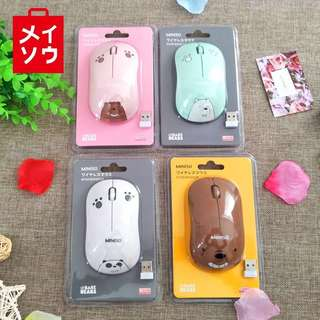 LOOKING FOR: We Bare Bears Mouse (Miniso)
