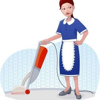 Memerlukan Pembantu Rumah