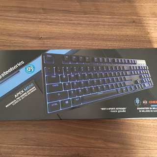 Steelseries Apex M500 Mechanical Keyboard Cherry MX Blue
