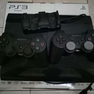PS 3 fullset