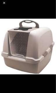 Catit Jumbo Litter Box w/ hood