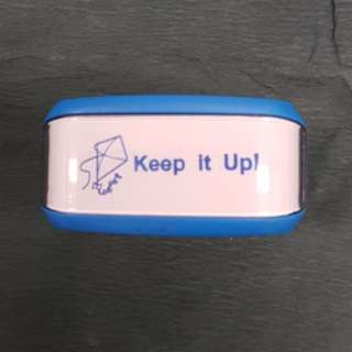 Teacher Stamp: Keep it Up!