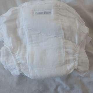 6 pcs cloth diaper
