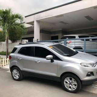 Ford eco sport a/t 2017