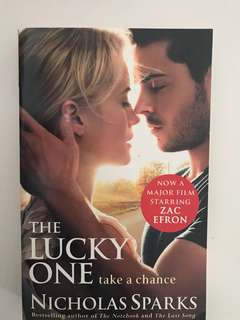 Books the lucky one