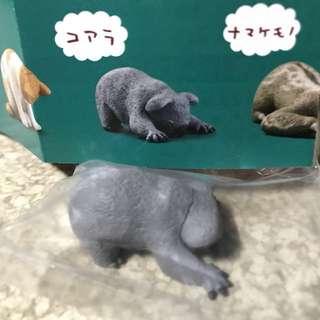 Zoo 休眠動物園 無尾熊 含蛋紙+蛋殼