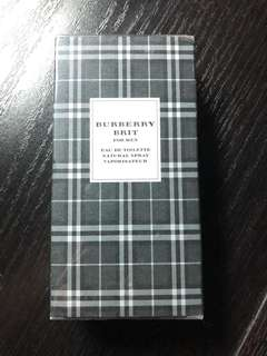 Burberry Brit of Men 男裝香水