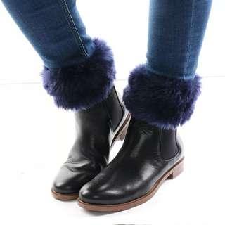 Leg Warmer Fur/Penghangat Kaki