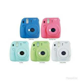 Pre-order Fujifilm Instax Mini 9
