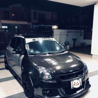 Suzuki Swift 1.5 Manual