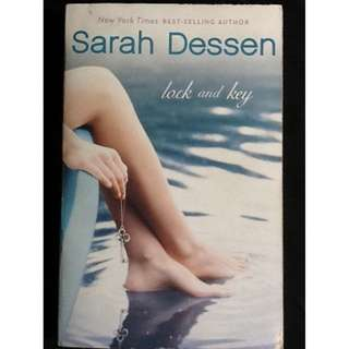 LOCK AND KEY SarahDessen