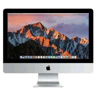 Kredit Apple iMac MMQA2 iD/A Desktop PC [21.5 Inch] Free 1x Angsuran