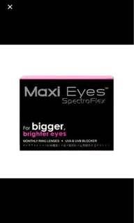 Maxi eyes spectroflex bigger brighter