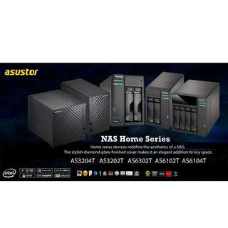 NAS Cloud Storage & Media Entertainment System & Services - BTO and Home