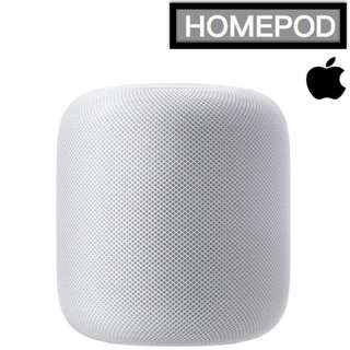 100%全新 Apple Homepod 智能喇叭 家居助理 speaker 蘋果