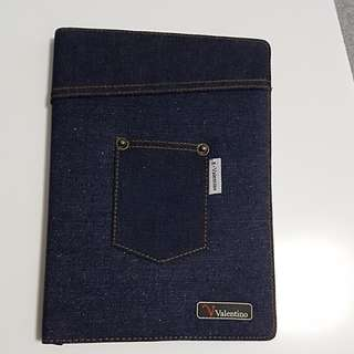 Valentino jeans notebook pad