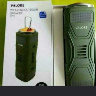 Valore Bluetooth Speaker OP16 (Near to new!)