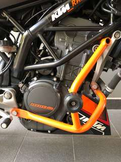 KTM Duke Crash Guard