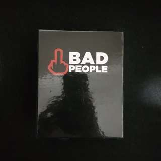 Bad People (Party Card Game)