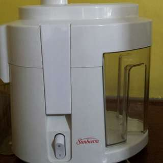Sunbeam JUICERS We Deliver