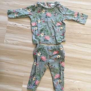 Next Baby Pyjama (3-6 mnths)