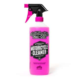 MUCOFF NANO TECH MOTORCYCLE CLEANER 1000ML