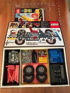 不議價最後一套珍藏 35年Lego 8860 lv