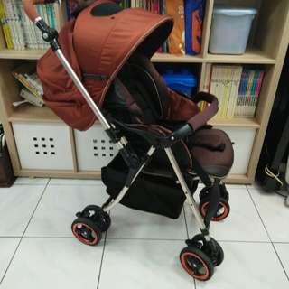Combi 御捷輪 Elite頂級款嬰兒推車