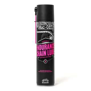 MUCOFF ENDURANCE CHAIN LUBE 400ML