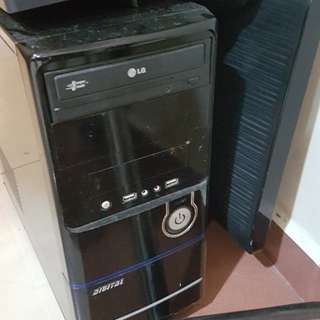 Desktop PC, Dell