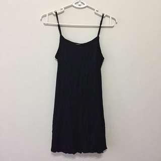 Petticoat Slip Dress (White -SOLD)