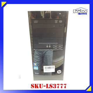📌SALES @$250!! HP Pro CPU!!! Used i3 with 500GB HDD !!! WHILE STOCK LAST!!!