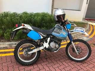 Electric Dr350sex